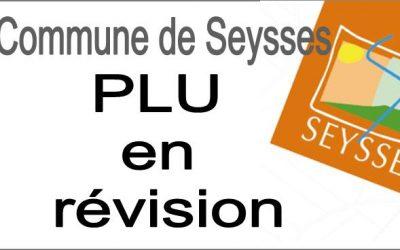 PLU en révision
