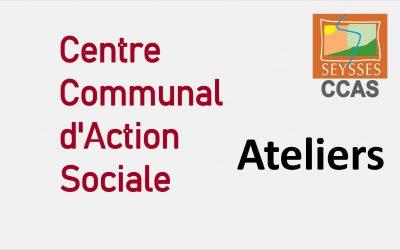 CCAS – Atelier Ex & Co / Atelier tricot solidaire