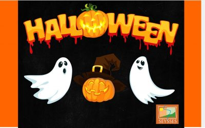 Aux approches d'Halloween…