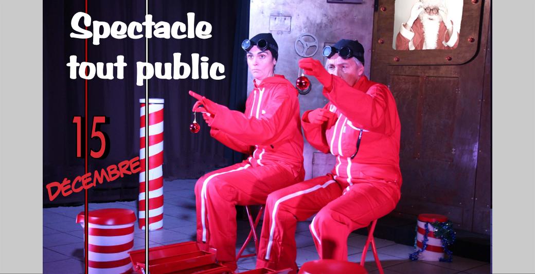 Spectacle tout public