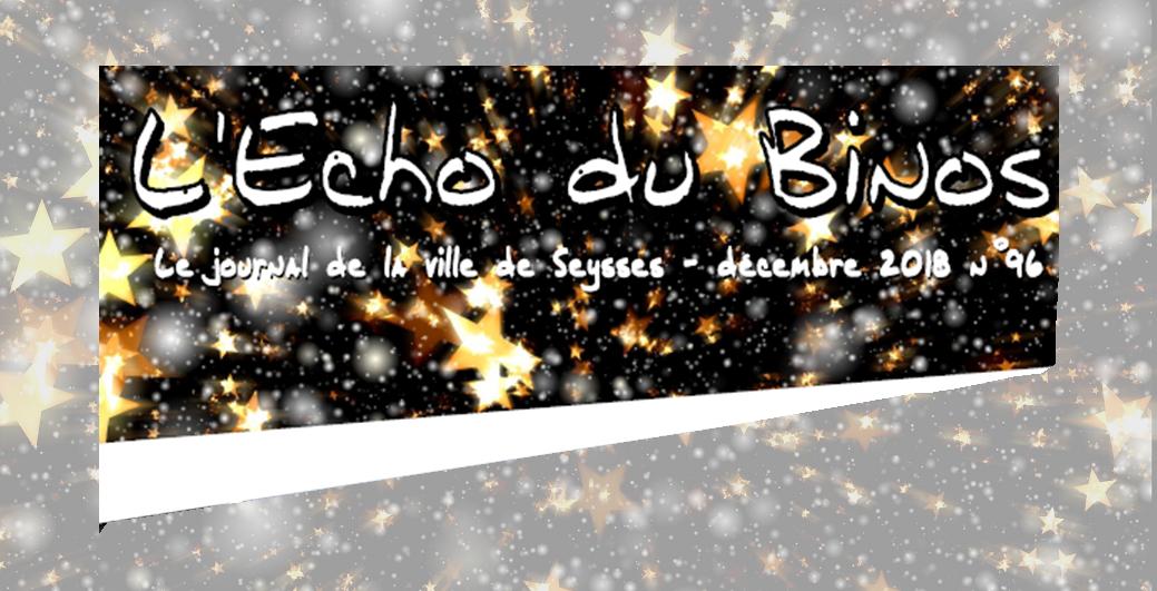 L'Echo du Binos 96