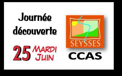 CCAS – Journée découverte