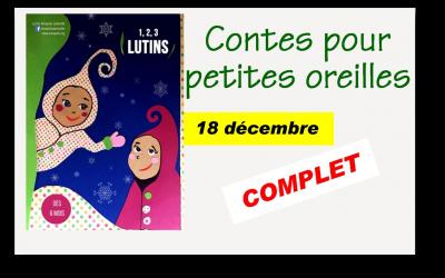Contes pour petites oreilles//COMPLET