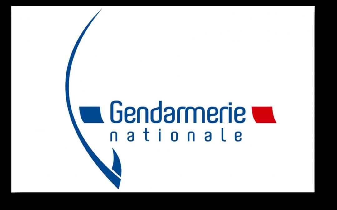 La gendarmerie vous informe : appel à la vigilance