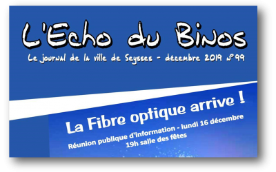 L'Echo du Binos