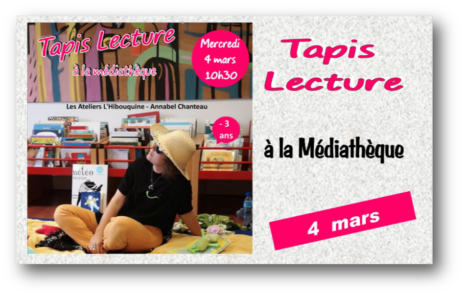 Tapis lecture