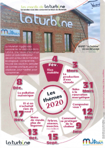 thumbnail of Les mardis de la turbine R
