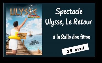 Spectacle Ulysse, le Retour