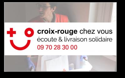 COVID-19//Croix-Rouge chez vous