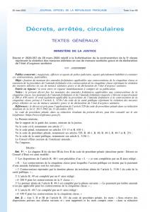 thumbnail of Décret 28 mars contravention de 5ème classe