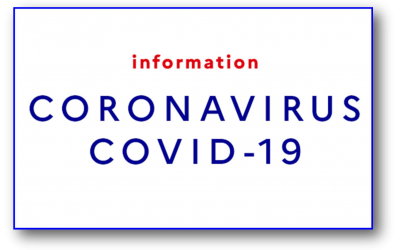 COVID-19 // Informations & mesures sanitaires…
