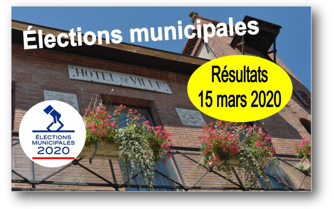 Résultats Élections Municipales