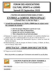 thumbnail of Forum – Nouveau fonctionnement