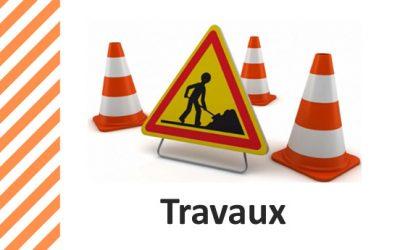 Informations Travaux / Circulation