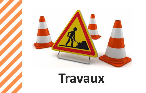 Informations Travaux / Circulation