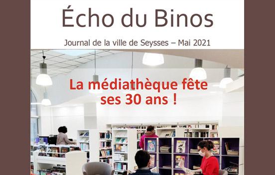 L'Echo du Binos n°101