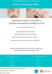 thumbnail of affiche sept massage