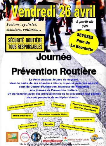PAJ Prévention routière 26 04 2019