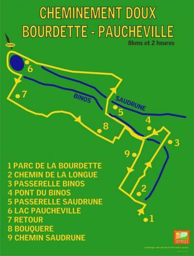 PAJ chantiers loisirs fev 2019 balisage Bourdette Paucheville 68