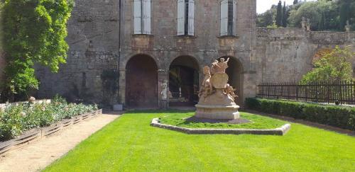 CCAS Journée découverte 25 06 19 1/2 Abbaye de Fontfroide
