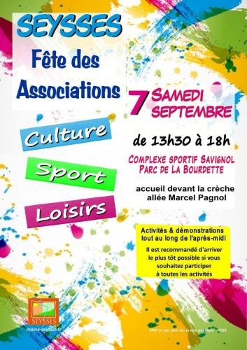 Fête des associations 07 09 2019