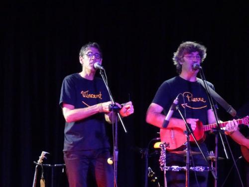 Concert Pierre et Vincent 25 09 19 14