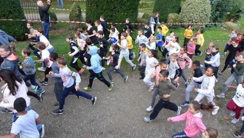 Course écoliers 10 19 08