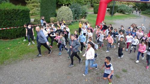 Course écoliers 10 19 09