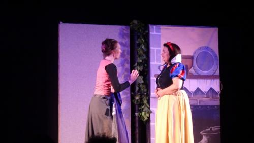 Spectacle blanche neige 01 03 20 22