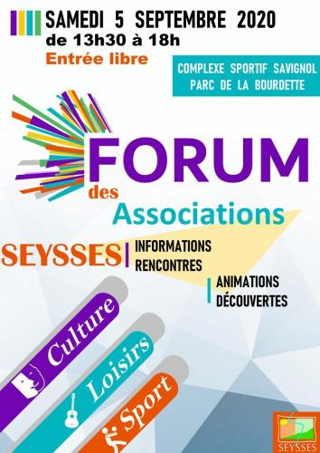 Forum des associations 05 09 2020