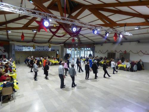 CCAS - Thé dansant - Galette des aînés 20 01 2019
