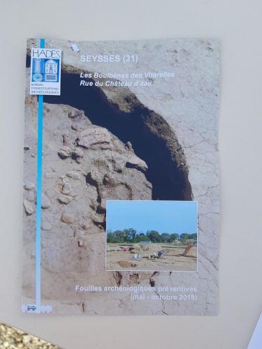 Chantier fouilles journées patrimoine 15 septembre 18