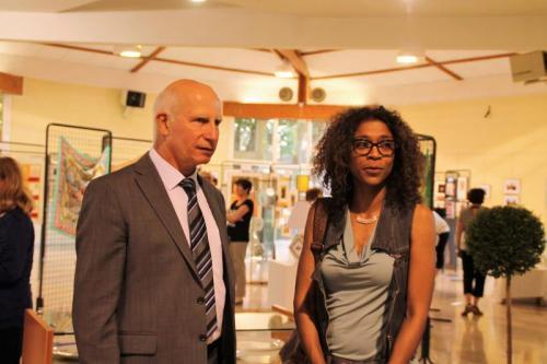 Galerie 1/5 ART EXPO (vernissage) - photos 1 à 23/150