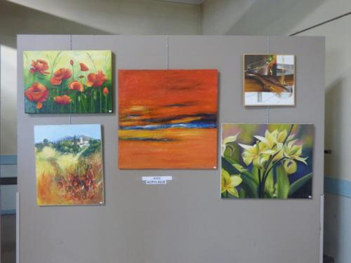 Galerie 2/5 ART EXPO - 24 à 60/150