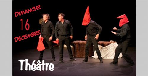 Théâtre Public or not public 16 12 2018