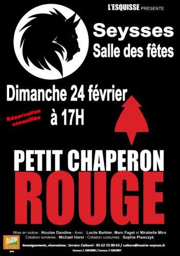 Petit Chaperon Rouge 24 02 2019