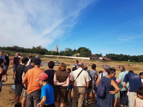 Chantier fouilles journée patrimoine 15 09 18  (11)