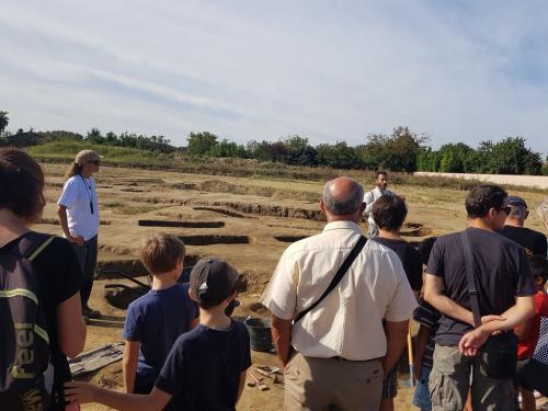 Chantier fouilles journée patrimoine 15 09 18  (17)