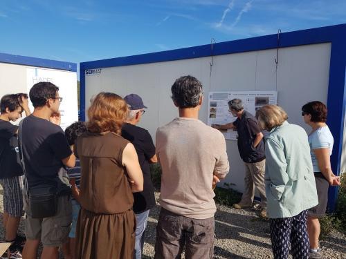 Chantier fouilles journée patrimoine 15 09 18  (38)