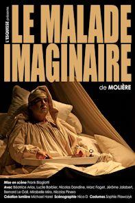 Théâtre Le malade imaginaire - 17 12 17